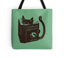 Cats Will Be Cats Tote Bag