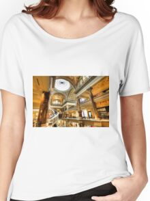 Ceasars Spiral  Women's Relaxed Fit T-Shirt