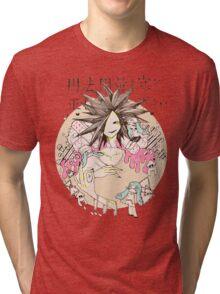spyke x inkling Tri-blend T-Shirt