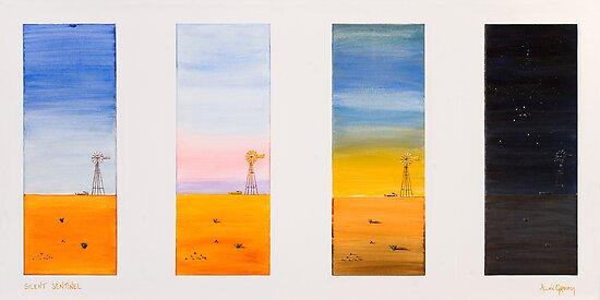 Silent Sentinel by Allan Graham