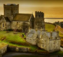 St Mary in the Castle 2 by JMHPhotography