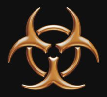 Biohazard (Gold)  by Colin Wilson