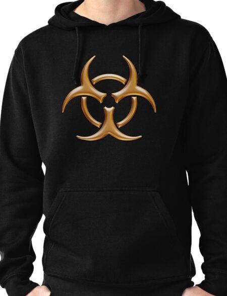 Biohazard (Gold)  T-Shirt