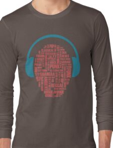I love music - part 2 Long Sleeve T-Shirt