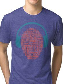 I love music - part 2 Tri-blend T-Shirt