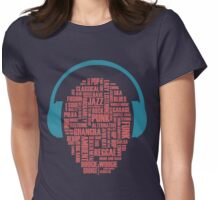 I love music - part 2 Womens Fitted T-Shirt