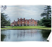 Reaseheath College,  Nantwich,  England Poster