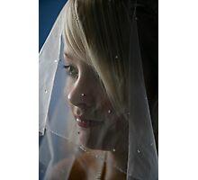 """Veiled"" Photographic Print"