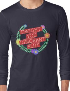 "Isn't that just a fancy word for feeling ""bummed out""? Long Sleeve T-Shirt"