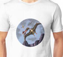 Terror in the Skies Unisex T-Shirt
