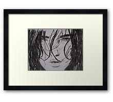 emozione Framed Print