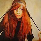 Portrait of Kayley by Kamila  Krizova/Aitchison