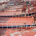 Boat Decks by Rene Fuller
