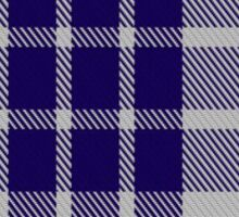00471 Buchanan Dress Blue Dance Tartan  Sticker