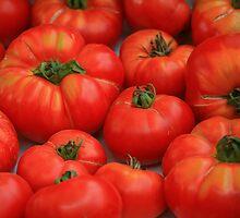 Dinan Tomatoes II by Liz Garnett