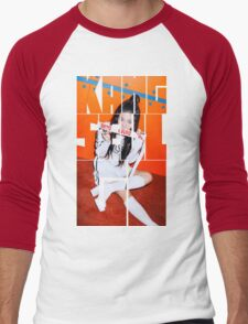 Red Velvet Seulgi 'Kang Seul Gi' Men's Baseball ¾ T-Shirt