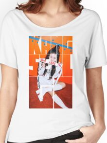 Red Velvet Seulgi 'Kang Seul Gi' Women's Relaxed Fit T-Shirt