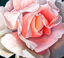 """""""Single Rose""""  by James  Knowles"""
