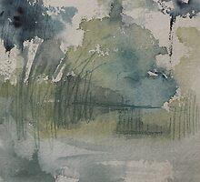 Near a small lake by Catrin Stahl-Szarka