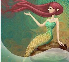 Mermaid by 00Anita00