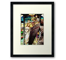 Well have you heard about the Great Crusade? Framed Print