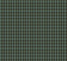 00475 Blue Cavalier Fashion Tartan  by Detnecs2013