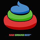 raw ground beef by titus toledo