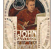 John Watson Art Nouveau by noisymouse
