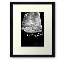 Reparation approach Framed Print