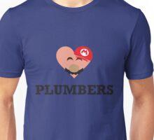 ♥ Plumbers Unisex T-Shirt