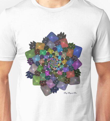 Spiral Chunks Unisex T-Shirt