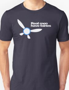Real Men Have Fairies T-Shirt