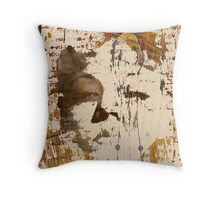 patterned loneliness, 2009 Throw Pillow