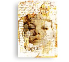 fragmented, 2009 Canvas Print