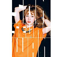 Red Velvet Wendy 'Son Seung Wan' Photographic Print