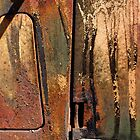 Old Paint Seam by Christopher Marshall