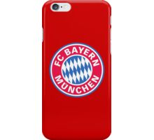 Bayern Munich FC iPhone Case/Skin
