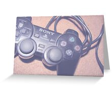 ps2 Greeting Card