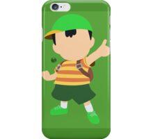 Ness (Green) - Super Smash Bros. iPhone Case/Skin