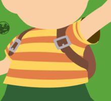 Ness (Green) - Super Smash Bros. Sticker
