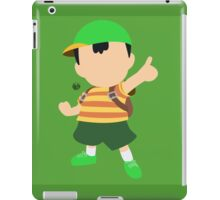 Ness (Green) - Super Smash Bros. iPad Case/Skin