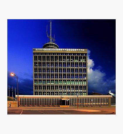 Fremantle Port Authority Building  Photographic Print