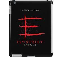 Elm Street Energy iPad Case/Skin
