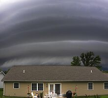 Monster Shelf Cloud by SeanCH