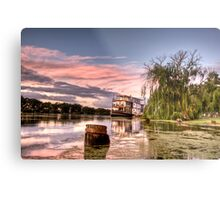 Ps Marion Sunrise Metal Print