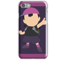 Ness (Purple) - Super Smash Bros. iPhone Case/Skin