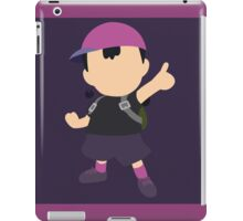 Ness (Purple) - Super Smash Bros. iPad Case/Skin
