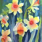 Daffydown Dillies (early spring) by bevmorgan
