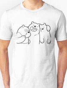 Crazy Bears Unisex T-Shirt