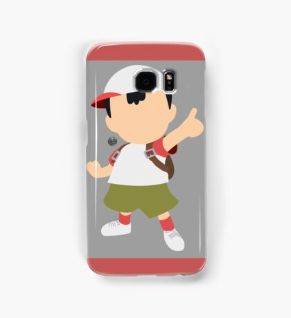 Ness (Fuel) - Super Smash Bros. Samsung Galaxy Case/Skin